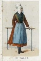 Costumes de la Normandie