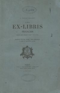 Les Ex-libris français (Couv. - 4.079 ko)