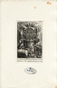 Ex-libris de la Bibliothèque du Collège d'Eu (4.848 ko)