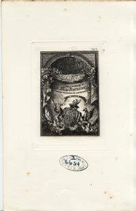 Ex-libris de M. de JOUBERT (4.784 ko)