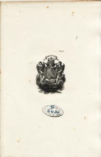 Ex-libris anonyme de MIRABEAU, l'Ami des hommes (3.953 ko)