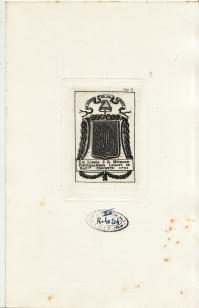 Ex-libris du conventionnel J.-B. MICHAUD (4.354 ko)