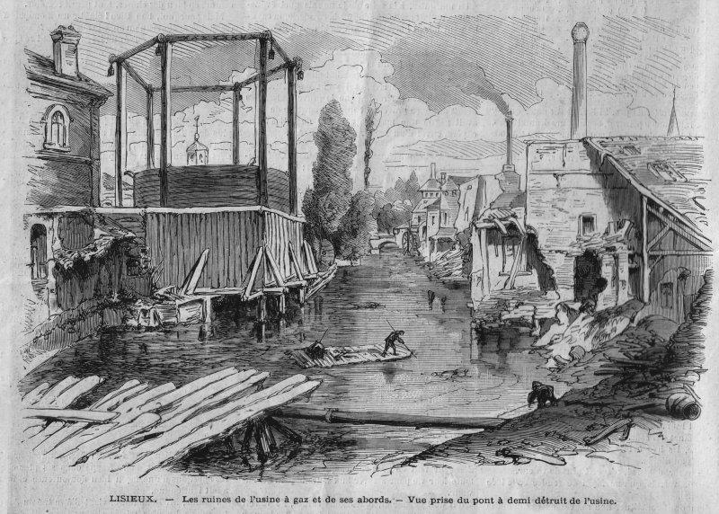 Les inondations de lisieux du 7 juillet 1875 vues par la - Piscine lisieux horaire ...